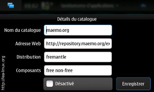 logiciel de nokia n900