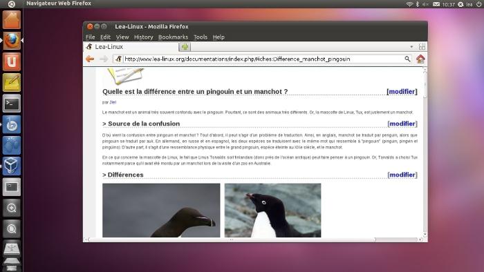 Ubuntu abandonnera l interface gnome pour unity