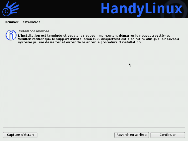 Handylinux-34 install-14-finish.png