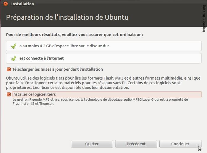 Liveusb install ubuntu 11 10
